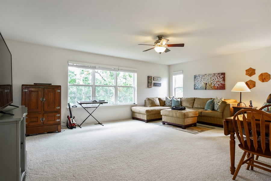 Real Estate Photography - 2500 Stonybrook Street, Wauconda, IL, 60084 - Bonus Room