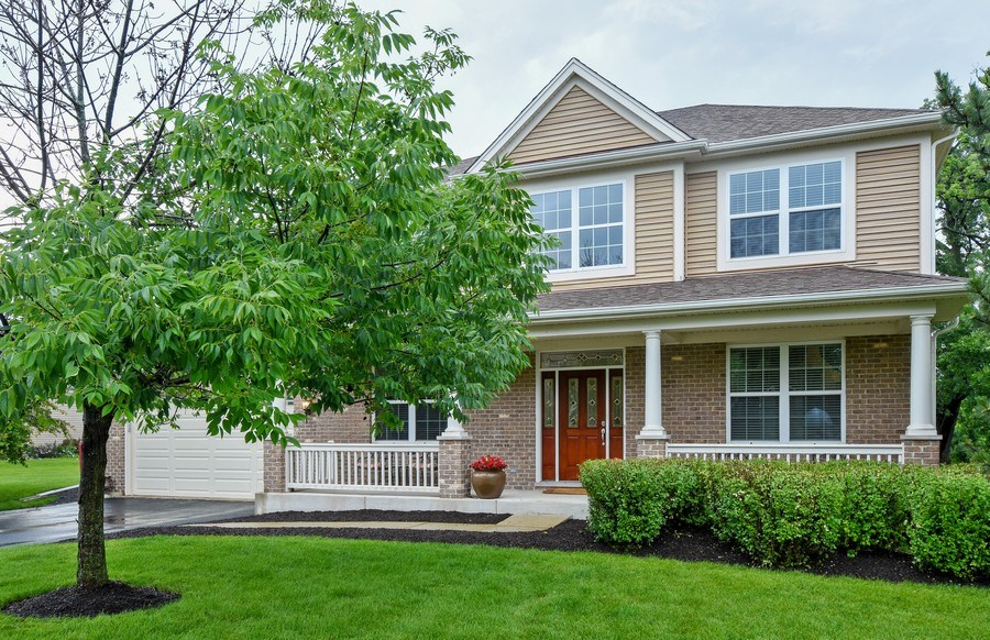 Real Estate Photography - 2500 Stonybrook Street, Wauconda, IL, 60084 - Front View