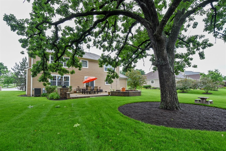 Real Estate Photography - 2500 Stonybrook Street, Wauconda, IL, 60084 - Rear View