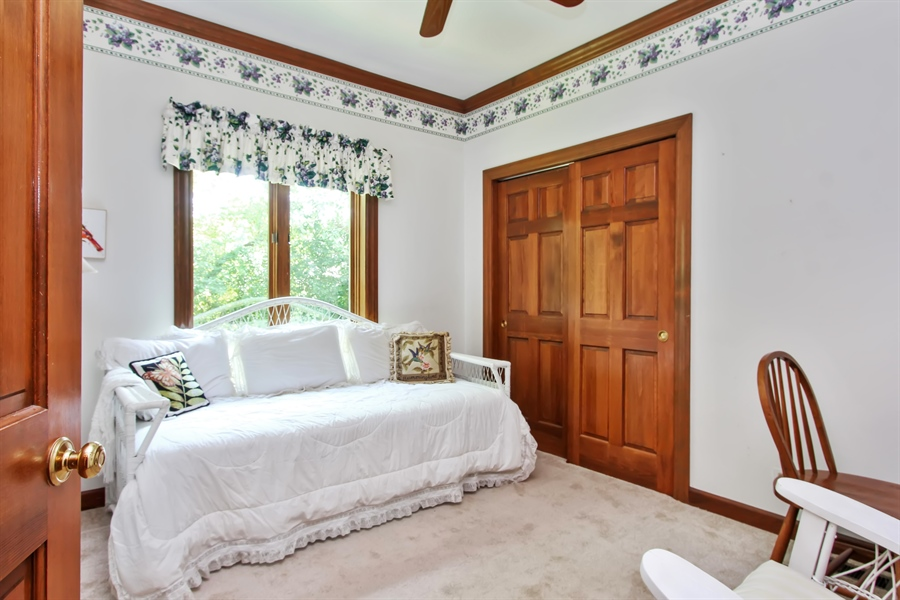 Real Estate Photography - 26073 W. Laurel Court, Wauconda, IL, 60084 - 4th Bedroom