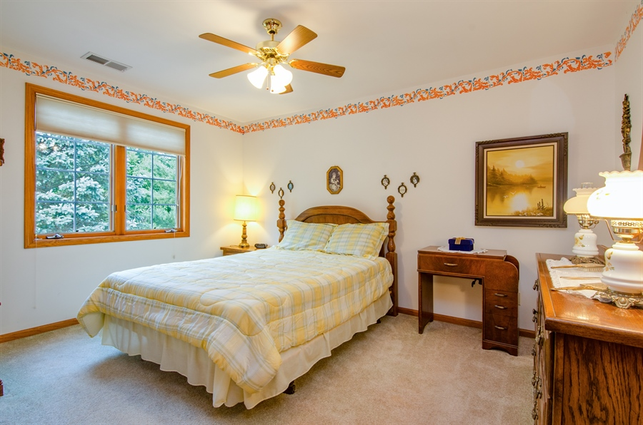 Real Estate Photography - 353 Mildred Avenue, Cary, IL, 60013 - 2nd Bedroom
