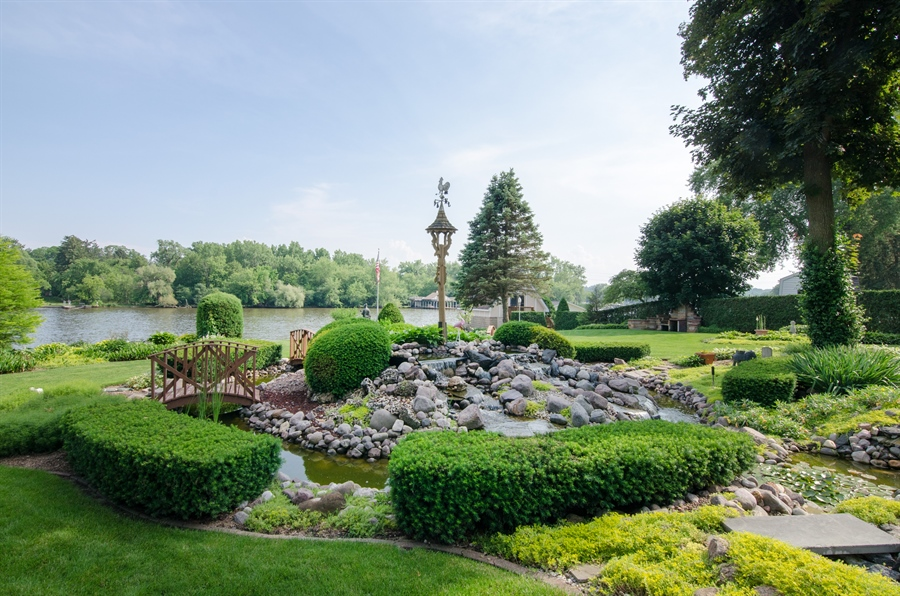 Real Estate Photography - 353 Mildred Avenue, Cary, IL, 60013 - Back Yard