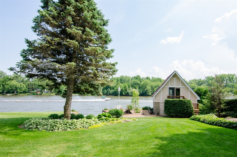 Real Estate Photography - 353 Mildred Avenue, Cary, IL, 60013 - Boathouse