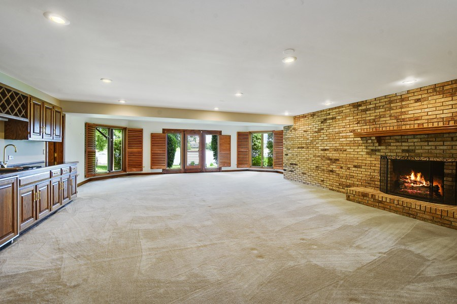 Real Estate Photography - 1314 Dunheath Drive, Barrington, IL, 60010 - Basement