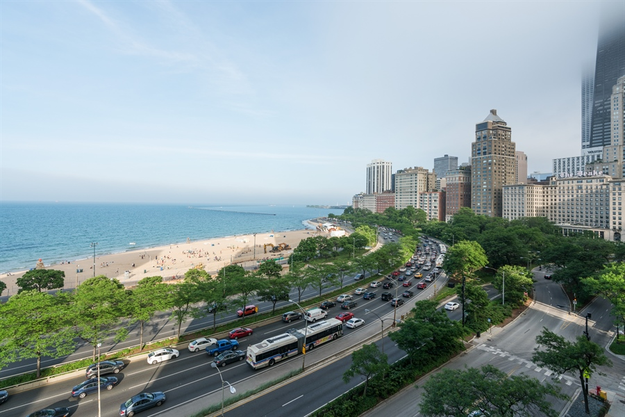 Real Estate Photography - 1120 N. Lake Shore Drive, Unit 8A, Chicago, IL, 60611 - View