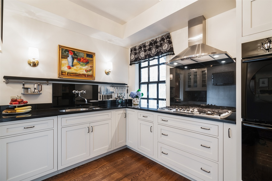 Real Estate Photography - 1120 N. Lake Shore Drive, Unit 8A, Chicago, IL, 60611 - Kitchen