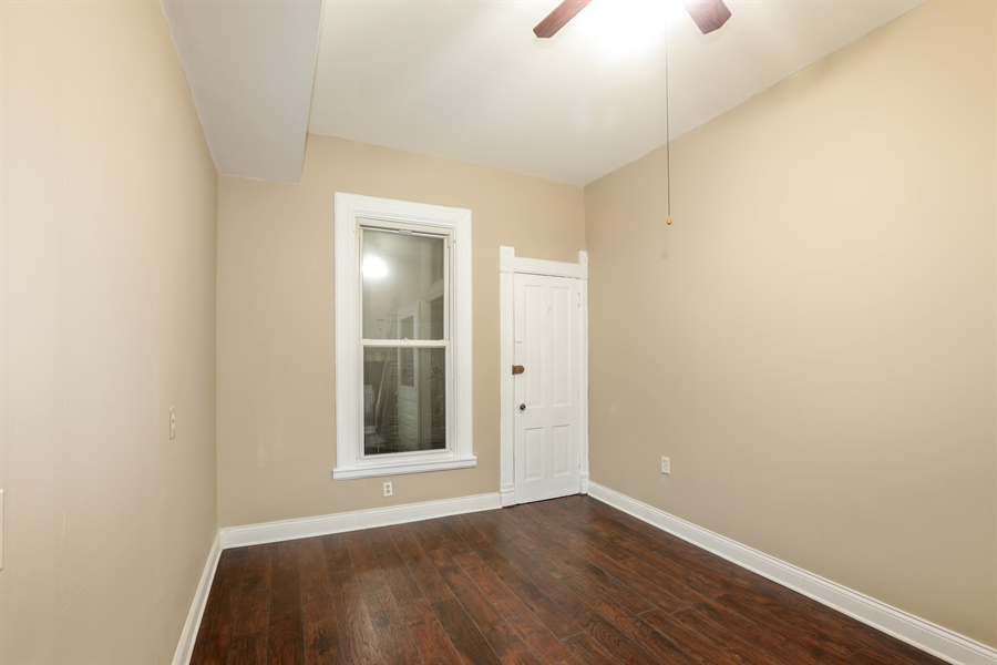 Real Estate Photography - 1652 W. 35th Street, Chicago, IL, 60609 - 4th Bedroom