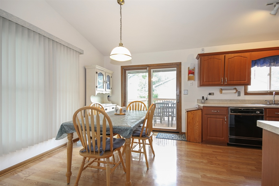 Real Estate Photography - 4706 151st Street, Oak Forest, IL, 60452 - Dining Room