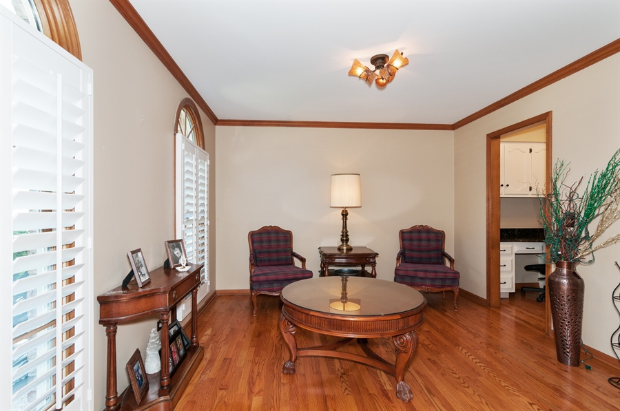 Real Estate Photography - 1508 Meadowland Drive, Naperville, IL, 60540 - Living Room