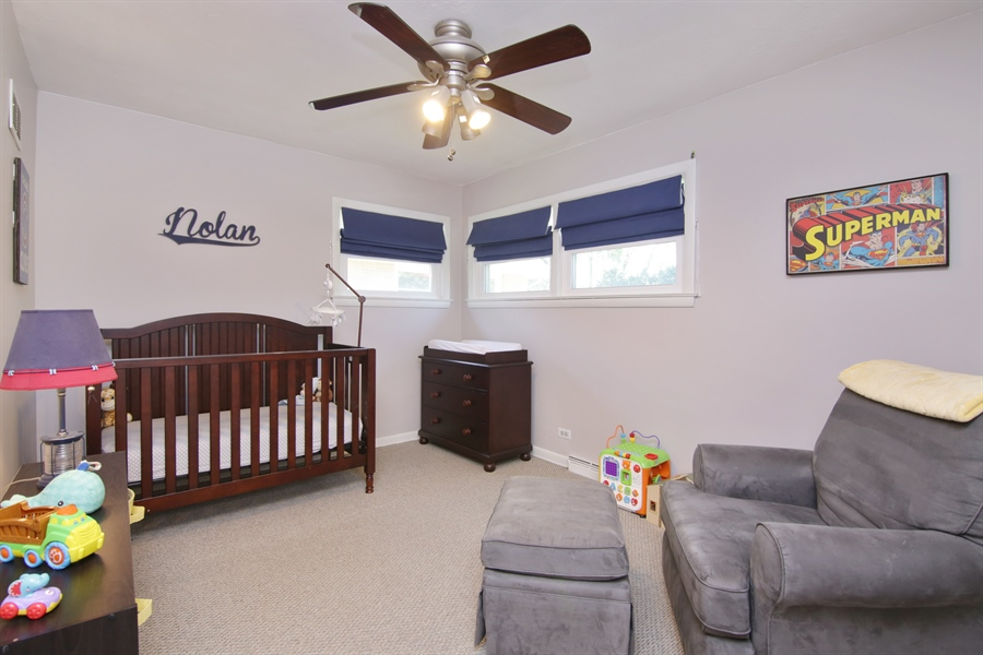 Real Estate Photography - 8 North Louis St, Mount Prospect, IL, 60056 - 2nd Bedroom