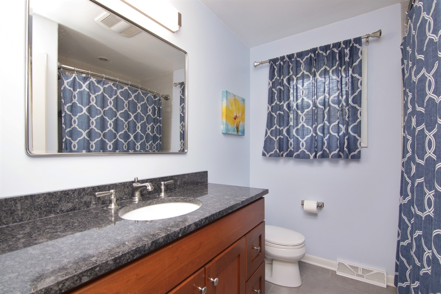 Real Estate Photography - 8 North Louis St, Mount Prospect, IL, 60056 - Bathroom