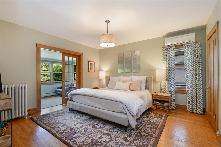 Real Estate Photography - 735 Michigan Ave, Evanston, IL, 60202 - Master Bedroom