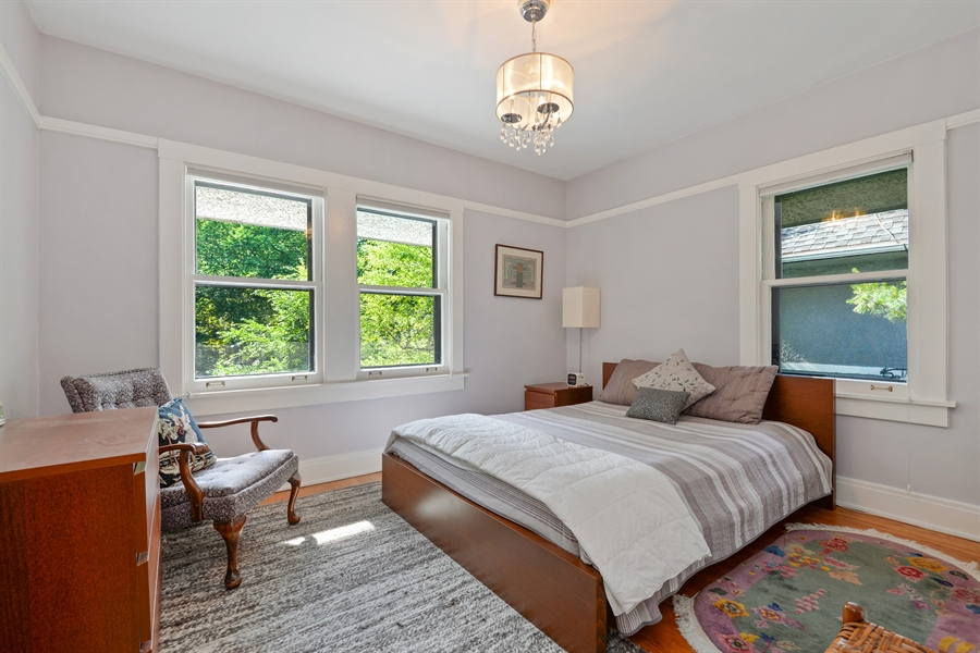 Real Estate Photography - 735 Michigan Ave, Evanston, IL, 60202 - 2nd Bedroom