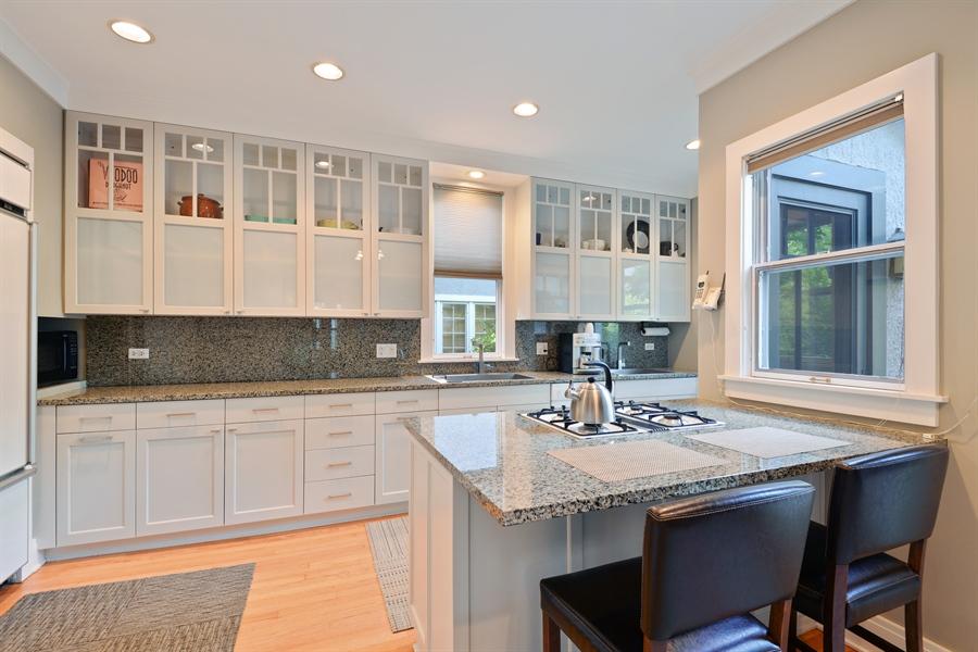 Real Estate Photography - 735 Michigan Ave, Evanston, IL, 60202 - Kitchen