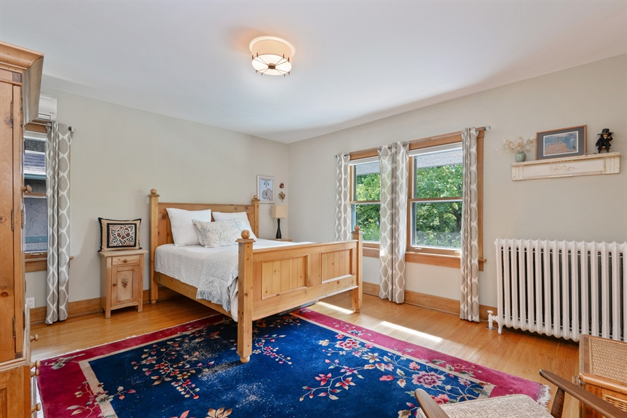 Real Estate Photography - 735 Michigan Ave, Evanston, IL, 60202 - Bedroom