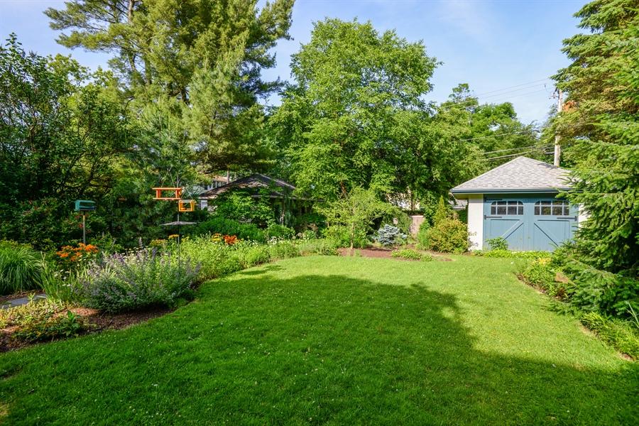 Real Estate Photography - 735 Michigan Ave, Evanston, IL, 60202 - Back Yard