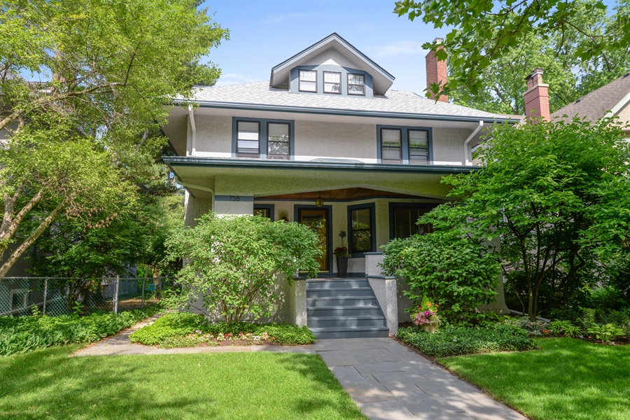Real Estate Photography - 735 Michigan Ave, Evanston, IL, 60202 - Front View