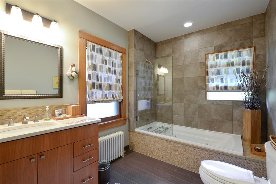 Real Estate Photography - 735 Michigan Ave, Evanston, IL, 60202 - Bathroom