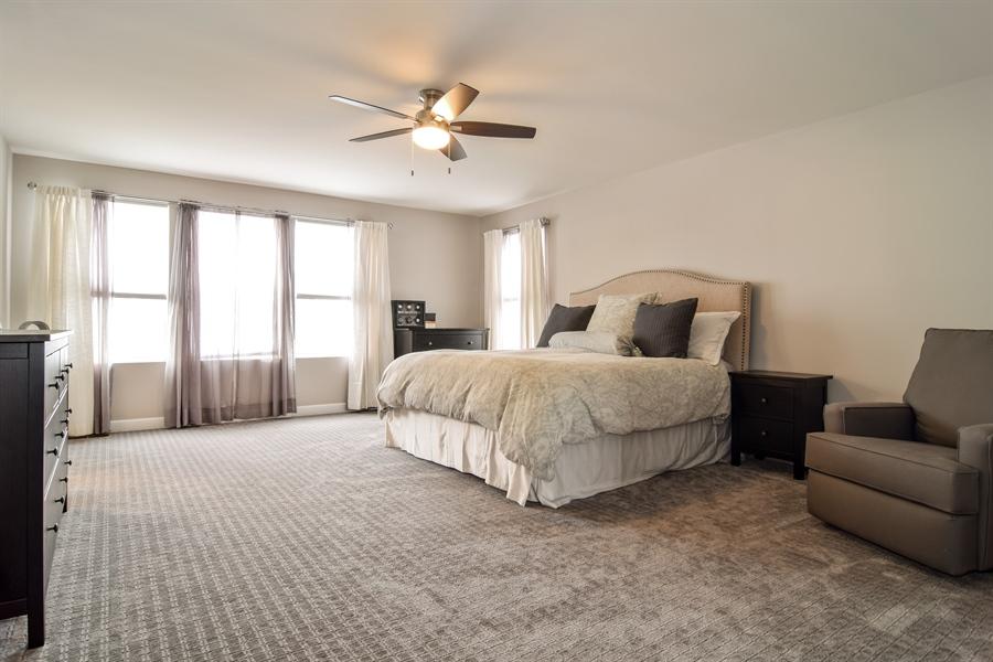 Real Estate Photography - 3575 Elsie Lane, Hoffman Estates, IL, 60192 - Master Bedroom