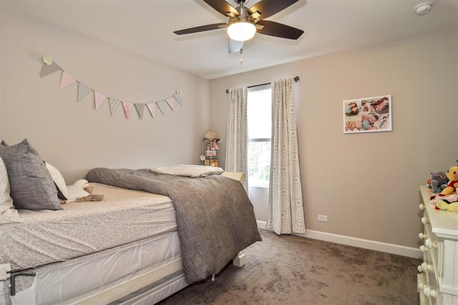 Real Estate Photography - 3575 Elsie Lane, Hoffman Estates, IL, 60192 - Bedroom