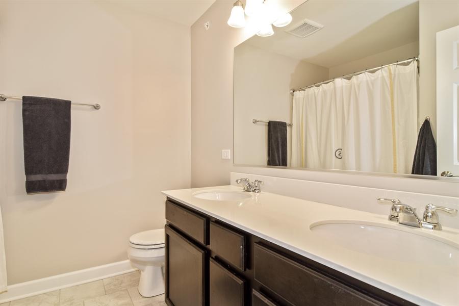 Real Estate Photography - 3575 Elsie Lane, Hoffman Estates, IL, 60192 - Bathroom