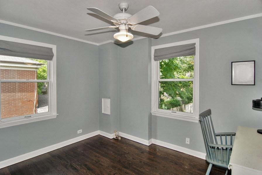 Real Estate Photography - 713 S. Spring Avenue, La Grange, IL, 60525 - 3rd Bedroom