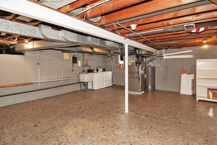 Real Estate Photography - 713 S. Spring Avenue, La Grange, IL, 60525 - Basement