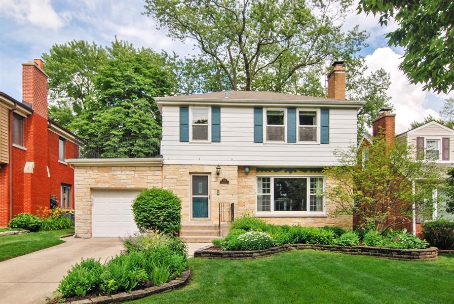 Real Estate Photography - 713 S. Spring Avenue, La Grange, IL, 60525 - Front View