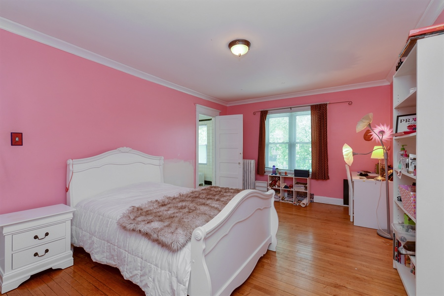 Real Estate Photography - 7463 N. Sheridan Road, Chicago, IL, 60626 - 2nd Bedroom