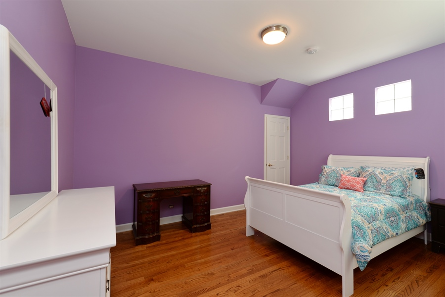 Real Estate Photography - 7463 N. Sheridan Road, Chicago, IL, 60626 - 3rd Bedroom