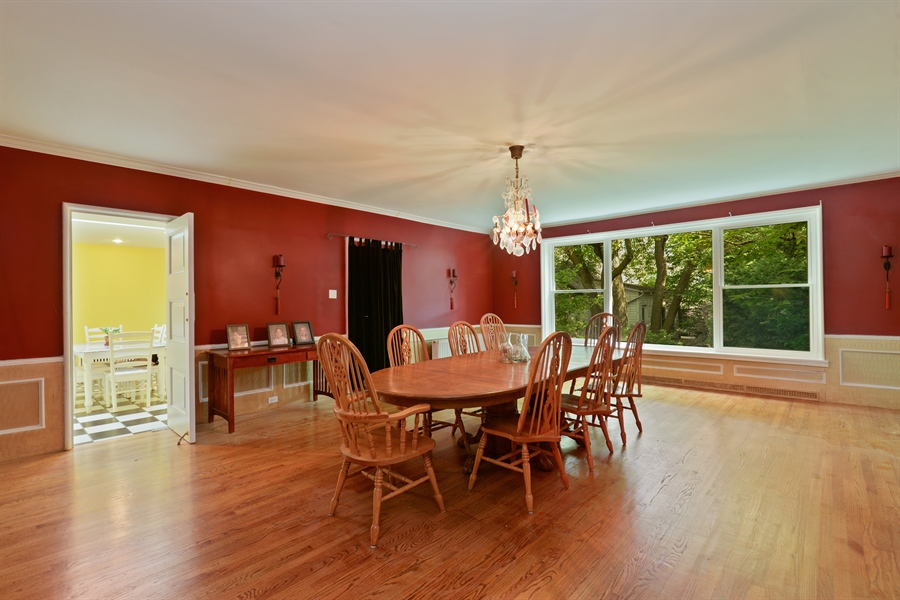 Real Estate Photography - 7463 N. Sheridan Road, Chicago, IL, 60626 - Dining Room