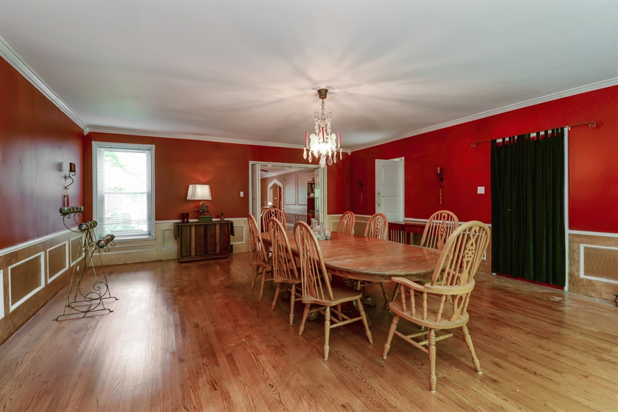 Real Estate Photography - 7463 N. Sheridan Road, Chicago, IL, 60626 - Dining Area