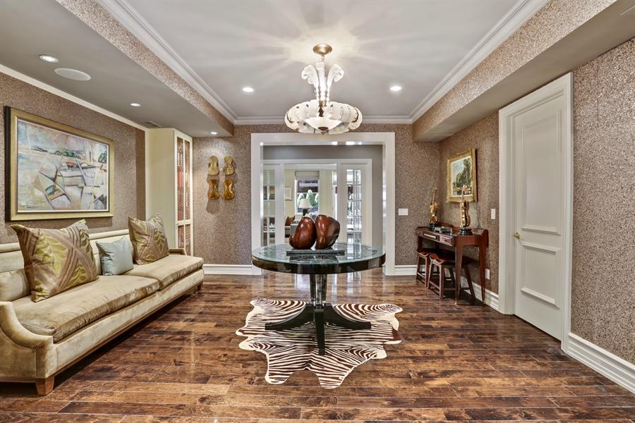 Real Estate Photography - 189 E. Lake Shore Drive, Unit 2E, Chicago, IL, 60611 - Foyer