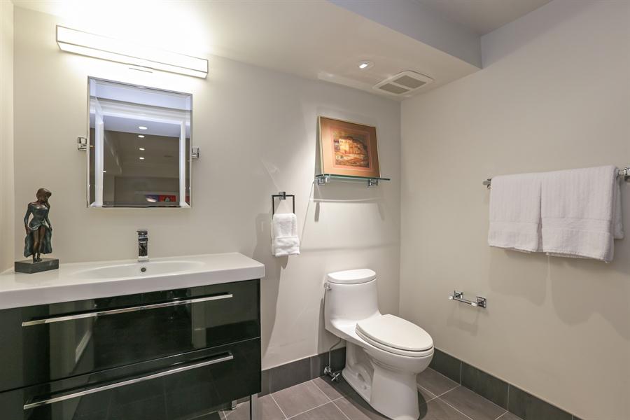 Real Estate Photography - 189 E. Lake Shore Drive, Unit 2E, Chicago, IL, 60611 - Bathroom