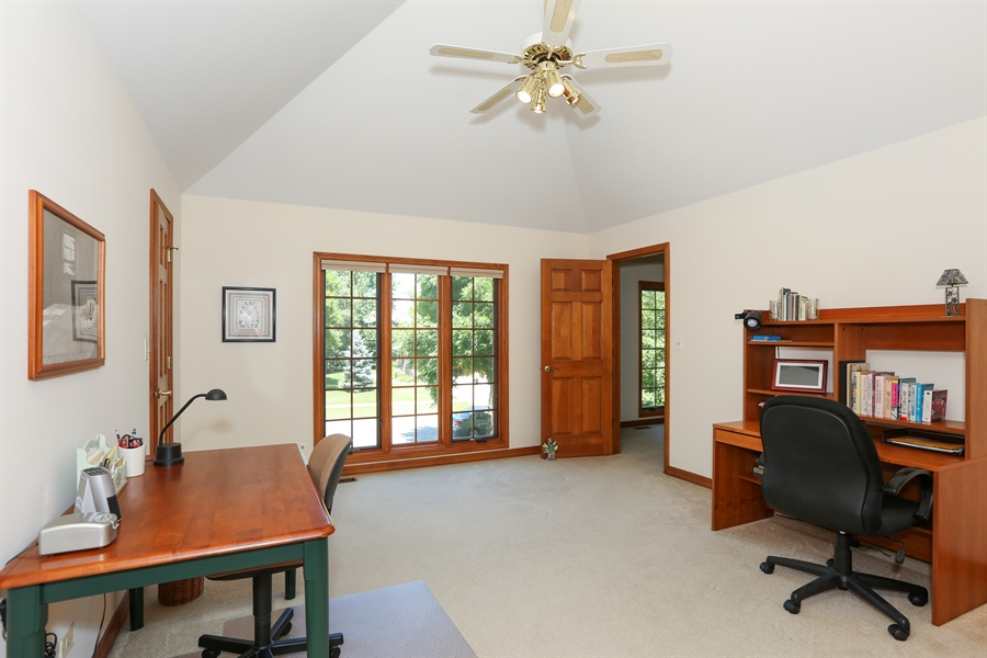 Real Estate Photography - 812 Burgess Hill Road, Naperville, IL, 60565 - 4th Bedroom