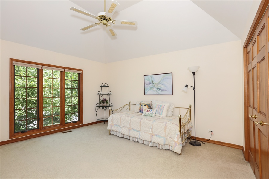 Real Estate Photography - 812 Burgess Hill Road, Naperville, IL, 60565 - 2nd Bedroom