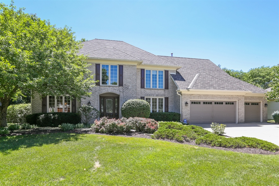 Real Estate Photography - 812 Burgess Hill Road, Naperville, IL, 60565 - Front View
