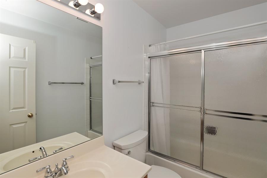 Real Estate Photography - 17778 W. Braewick Road, Gurnee, IL, 60031 - Master Bathroom