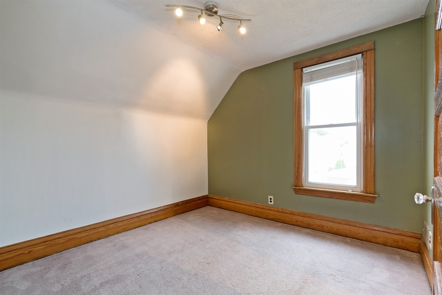 Real Estate Photography - 4149 North St Louis Ave, Chicago, IL, 60618 - 2nd Bedroom