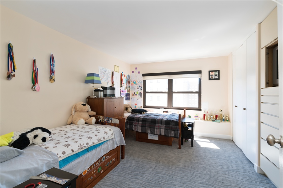 Real Estate Photography - 1313 N. Ritchie Court, Unit 1604, Chicago, IL, 60610 - 2nd Bedroom