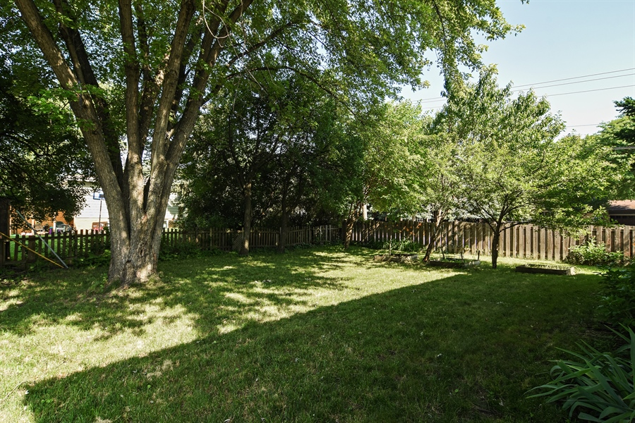 Real Estate Photography - 105 W. THOMAS Street, Arlington Heights, IL, 60004 - Back Yard