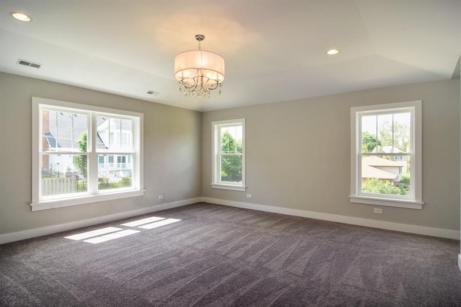 Real Estate Photography - 935 W. Ellis Street, Palatine, IL, 60067 - Master Bedroom