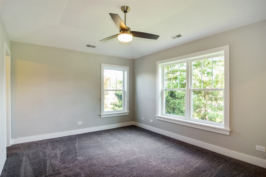 Real Estate Photography - 935 W. Ellis Street, Palatine, IL, 60067 - 3rd Bedroom