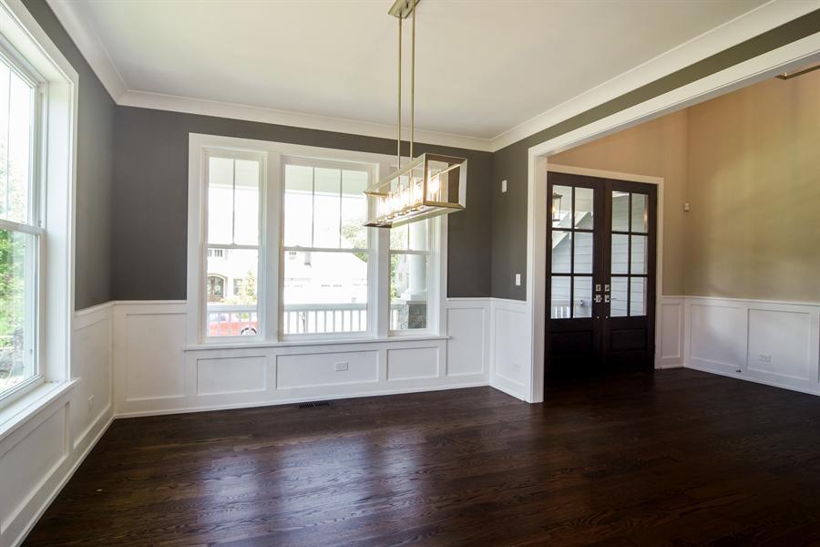 Real Estate Photography - 935 W. Ellis Street, Palatine, IL, 60067 - Dining Room