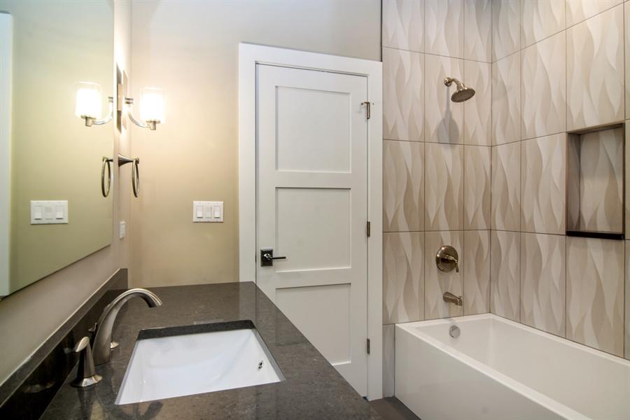 Real Estate Photography - 935 W. Ellis Street, Palatine, IL, 60067 - Bathroom
