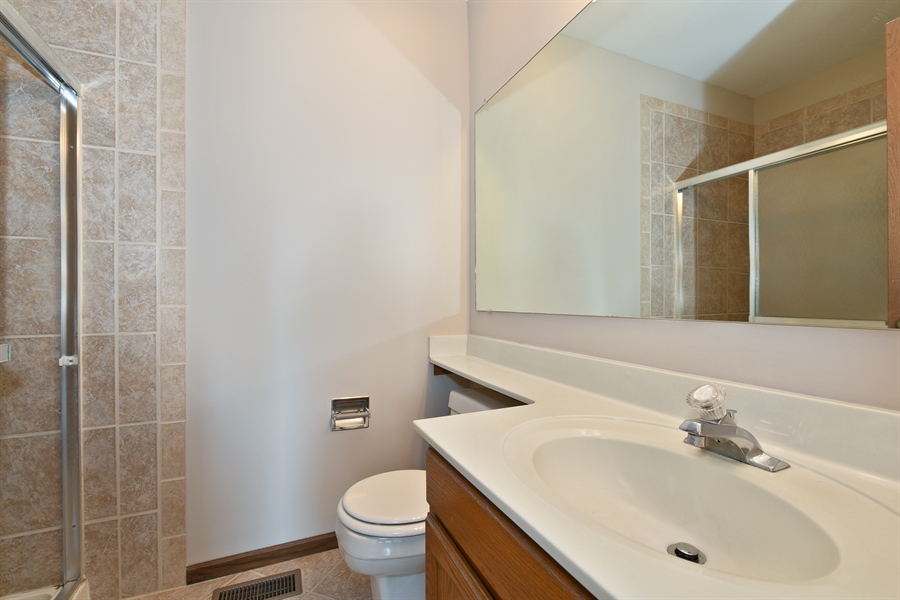 Real Estate Photography - 41 FILLMORE Lane, Streamwood, IL, 60107 - Master Bathroom