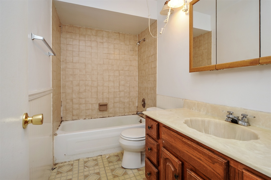 Real Estate Photography - 530 Chard Court, Grayslake, IL, 60030 - Bathroom
