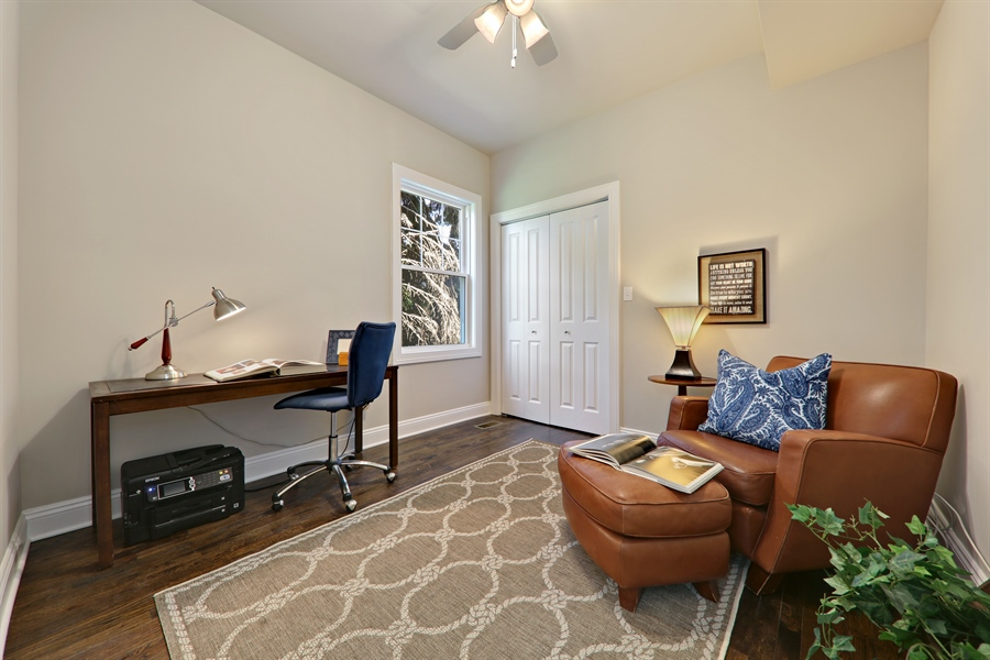 Real Estate Photography - 842 Marengo Avenue, Forest Park, IL, 60130 - 4th Bedroom