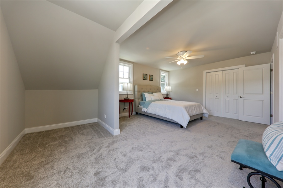 Real Estate Photography - 842 Marengo Avenue, Forest Park, IL, 60130 - Master Bedroom