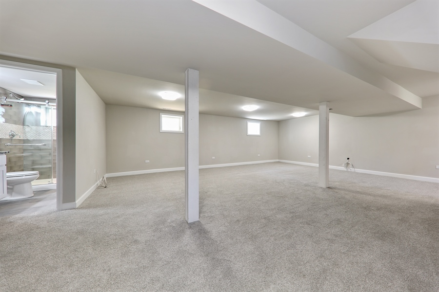 Real Estate Photography - 842 Marengo Avenue, Forest Park, IL, 60130 - Basement